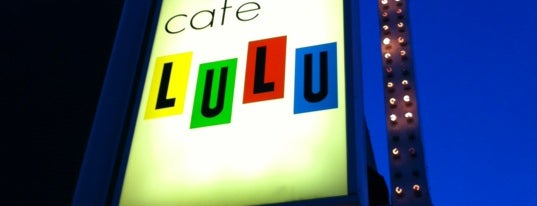 Lulu Cafe is one of Bay View Eats.