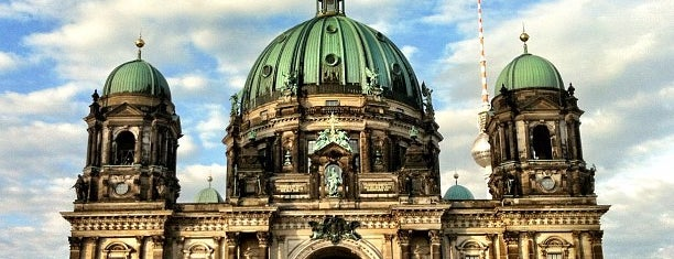 Berliner Dom is one of Berlin, must see!.