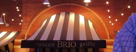 Brio Tuscan Grille is one of Top Food Picks In DFW.
