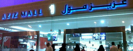 Aziz Mall | عزيز مول is one of Must Visit Places In Jeddah (Saudi Arabia).