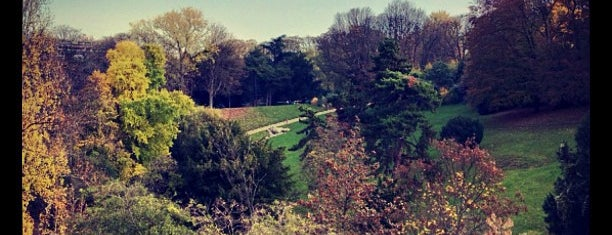Parc des Buttes-Chaumont is one of Must-See Attractions in Paris.
