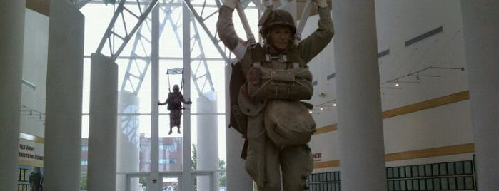 Airborne & Special Operations Museum is one of Museums.