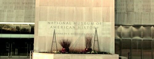 National Museum of American History is one of Family trips.