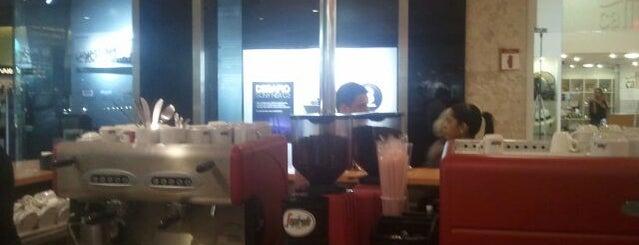Café Com Pimenta is one of BarraShopping.