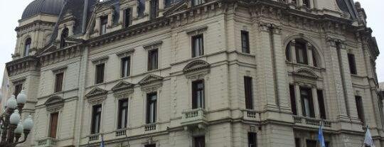 Palacio de la Jefatura de Gobierno de la Ciudad de Buenos Aires is one of En la Ciudad.
