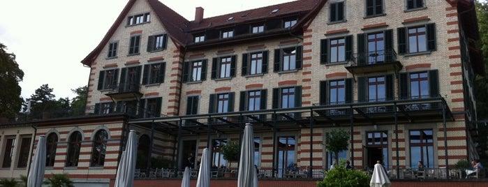 Sorell Hotel Zürichberg is one of Hotels.