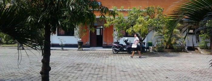 SMAN 2 Denpasar is one of SMA/SMK Denpasar.