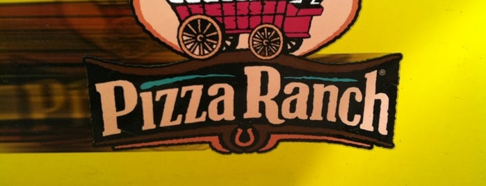 Pizza Ranch is one of KVSC's Favorite Eateries.