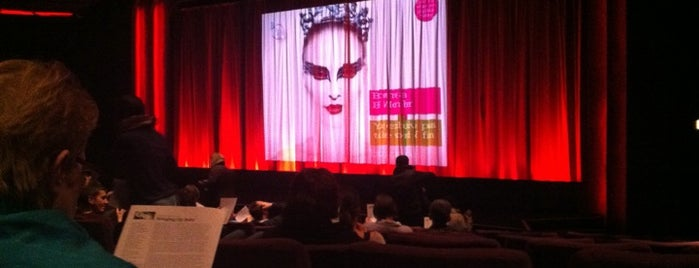 BFI Southbank is one of Must-visit Movie Theaters in London.