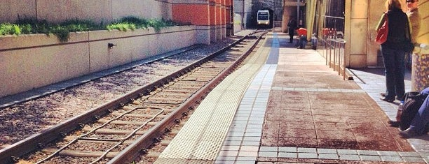 Mockingbird Station (DART Rail) is one of DART Orange Line.