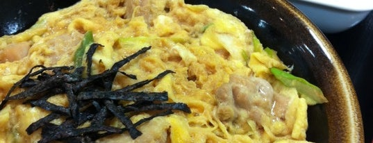 Don Don Tei (ดอนดอนเท) 丼丼亭 is one of Feed Me.