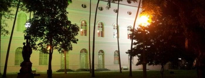 Teatro de Santa Isabel is one of Turistando em Pernambuco/Tourism in Pernambuco.