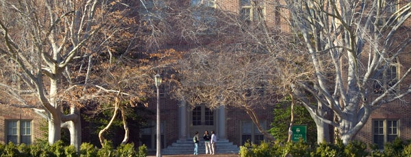 Tyler Hall is one of Academic Buildings.