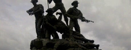 National Monument (Tugu Negara) is one of Cool KL.