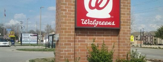 Walgreens is one of Frequented.