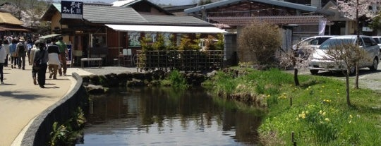 忍野八海 鏡池 is one of Park.