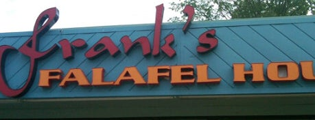 Frank's Falafel House is one of Gordon Square Arts District.