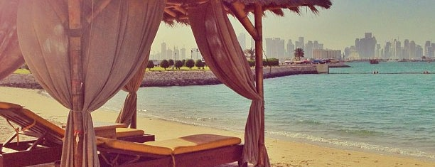 Sharq Village & Spa is one of My Doha..