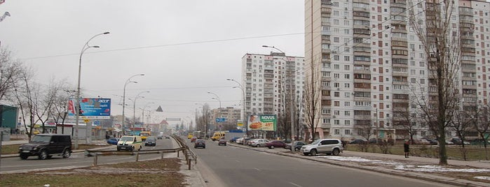 Оболонська площа is one of Площади города Киева.