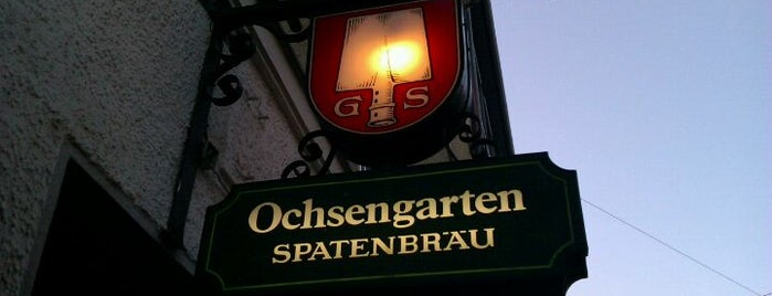 Ochsengarten is one of Top picks for Gay Bars.