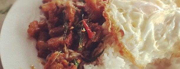 ร้านข้าวพี่ป้อม is one of Must-visit Thai Restaurants in Ko Pha-ngan.