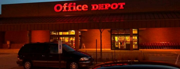 Office Depot is one of Shopping.
