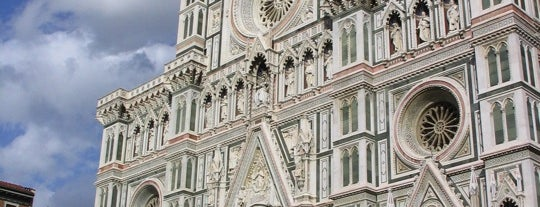 Cattedrale di Santa Maria del Fiore is one of Italis.