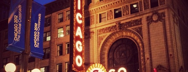 The Chicago Theatre is one of Must-visit Arts & Entertainment in Chicago.