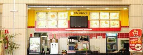 Fry-Chicken is one of Shopping Uberaba.