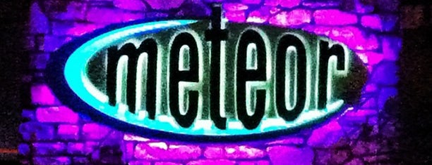 Meteor is one of Favorite Nightlife Spots.