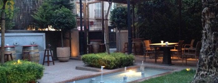 Granada - Hotel villa oniria en granada ...