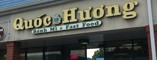 Quoc Huong Banh Mi Fast Food is one of Atlanta Cheap Eats.