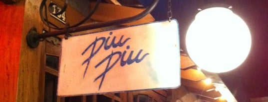 Café Piu Piu is one of Bares.