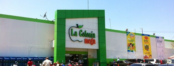 Supermercado La Colonia is one of Tegucigalpa life.