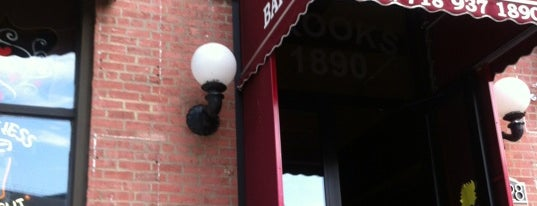 Brooks 1890 is one of NYC.