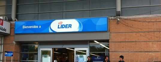 Líder is one of Lider región Metropolitana.