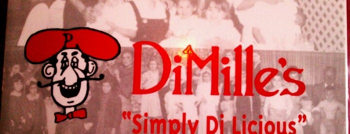 DiMille's Italian Restaurant is one of Favorite Eats.