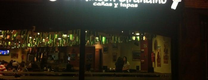 El Rincón Granaíno is one of los mejores sitios para comer en Alicante.