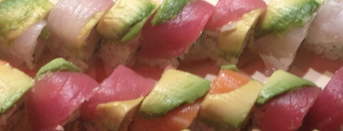 Akina Sushi is one of Bento (NY).