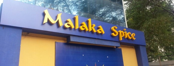 Malaka Spice is one of City-specific must try's.