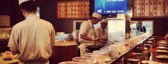East Japanese Restaurant (Japas 27) is one of Flatiron Schmancy Sitdown Lunches.