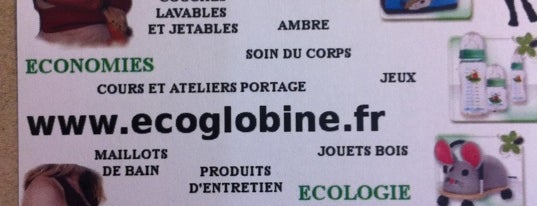 ECOGLOBINE is one of All-time favorites in France.