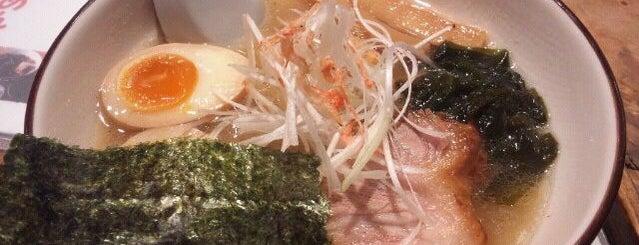 麺道 しゅはり is one of ラーメン!拉麺!RAMEN!.
