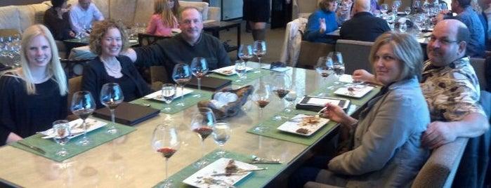 J Vineyards & Winery is one of Wine Road Wine & Food Pairings.