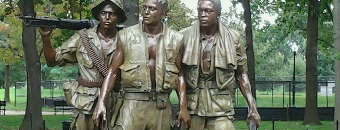 Vietnam Veterans Memorial is one of Must see places in Washington, D.C..