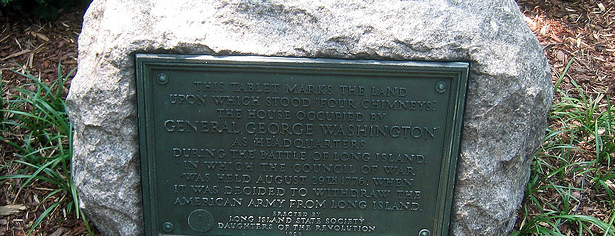 Brooklyn Heights is one of NYC's Historic War Sites.