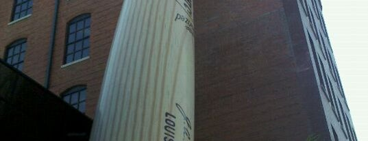 Louisville Slugger Museum & Factory is one of Best Places to Check out in United States Pt 2.