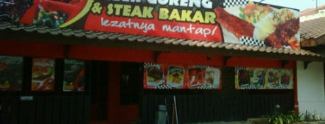 Bebek Goreng and Steak Bakar is one of Culinary @Cempaka Putih.
