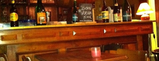 Le Chapitre is one of Welcome to Beergium !.
