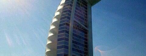 Burj Al Arab is one of Explore Dubai.
